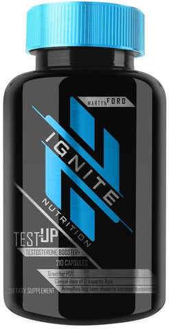 Ignite Nutrition-Test Up