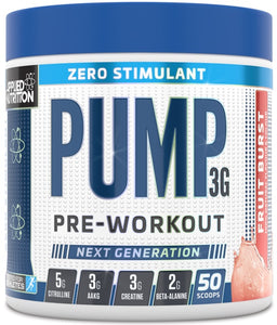 Applied Nutrition-Pump 3G ZERO
