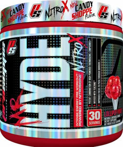 Pro Supplements-Mr Hyde Nitro X