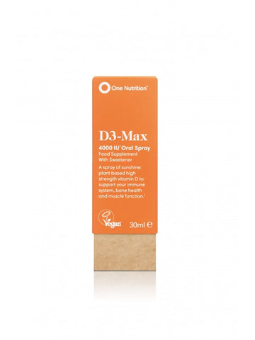 One Nutrition-D3 Max Spray