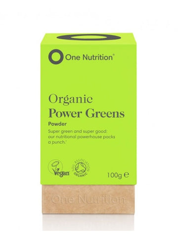 One Nutrition-Organic Power Greens