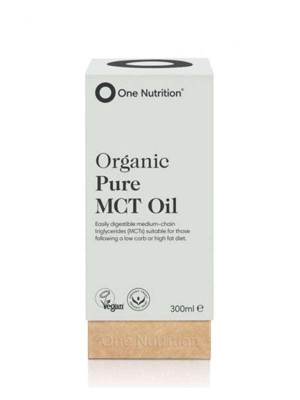 One Nutrition- Organic MCT Oil
