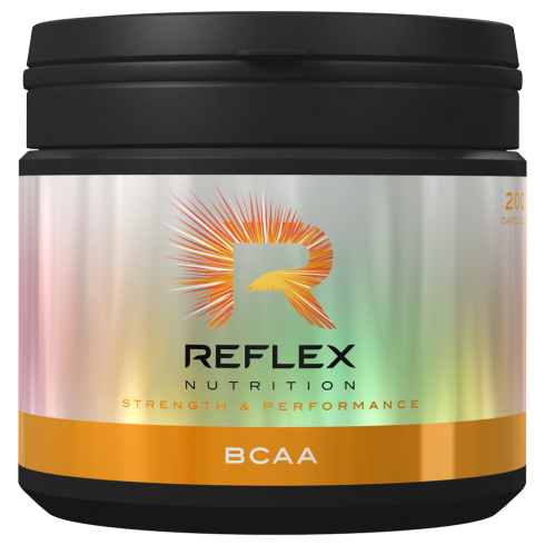 Reflex Nutrition-BCAA Capsules