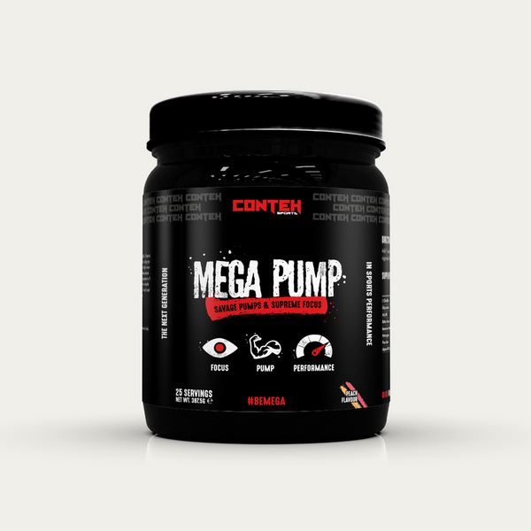 Conteh Sports - Mega Pump