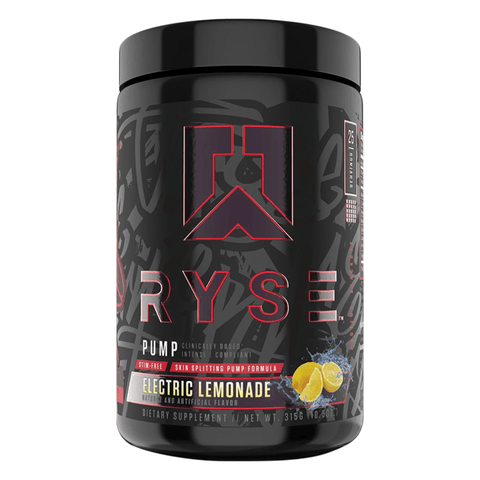 RYSE-Project Black Out Pump