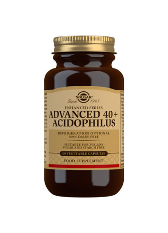Solgar-Advanced 40+ Acidophilus