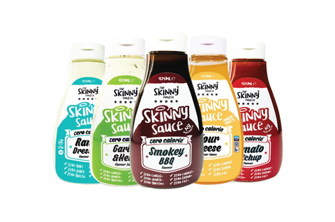 The Skinny Food Co-Skinny Sauces