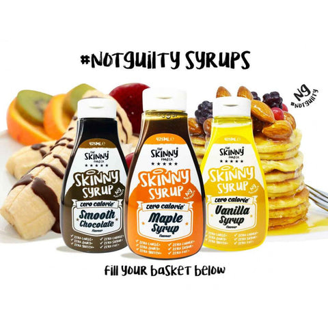 The Skinny Food Co-Skinny Syrups