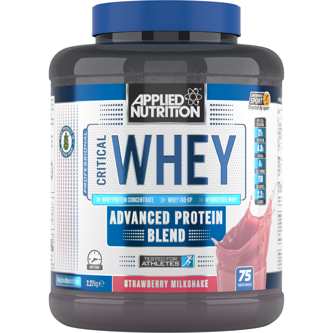 Applied Nutrition-Critical Whey