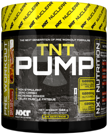 NXT Nutrition-TNT Pump