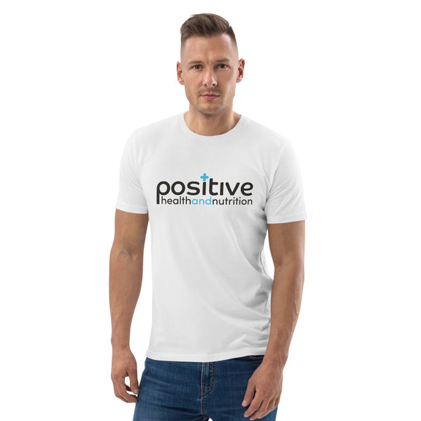 Unisex Positive Health And Nutrition Organic cotton t-shirt