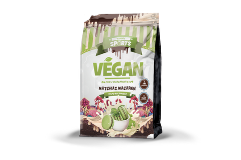 Yummy Sports-Vegan Protein