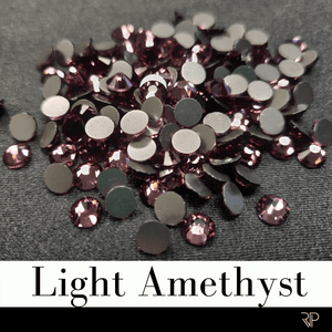 Light Amethyst Crystal Color Rhinestone (10 Gross Pack)