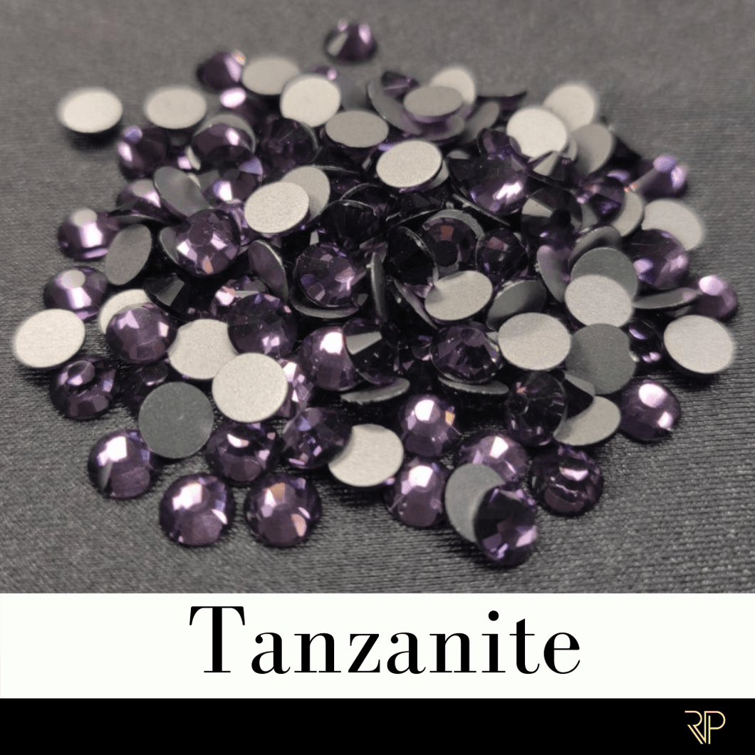Tanzanite Crystal Color Rhinestone (10 Gross Pack)