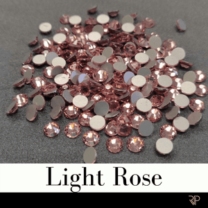 Light Rose Crystal Color Rhinestone (10 Gross Pack)