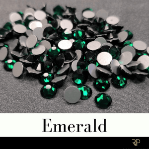 Emerald Crystal Color Rhinestone (10 Gross Pack)