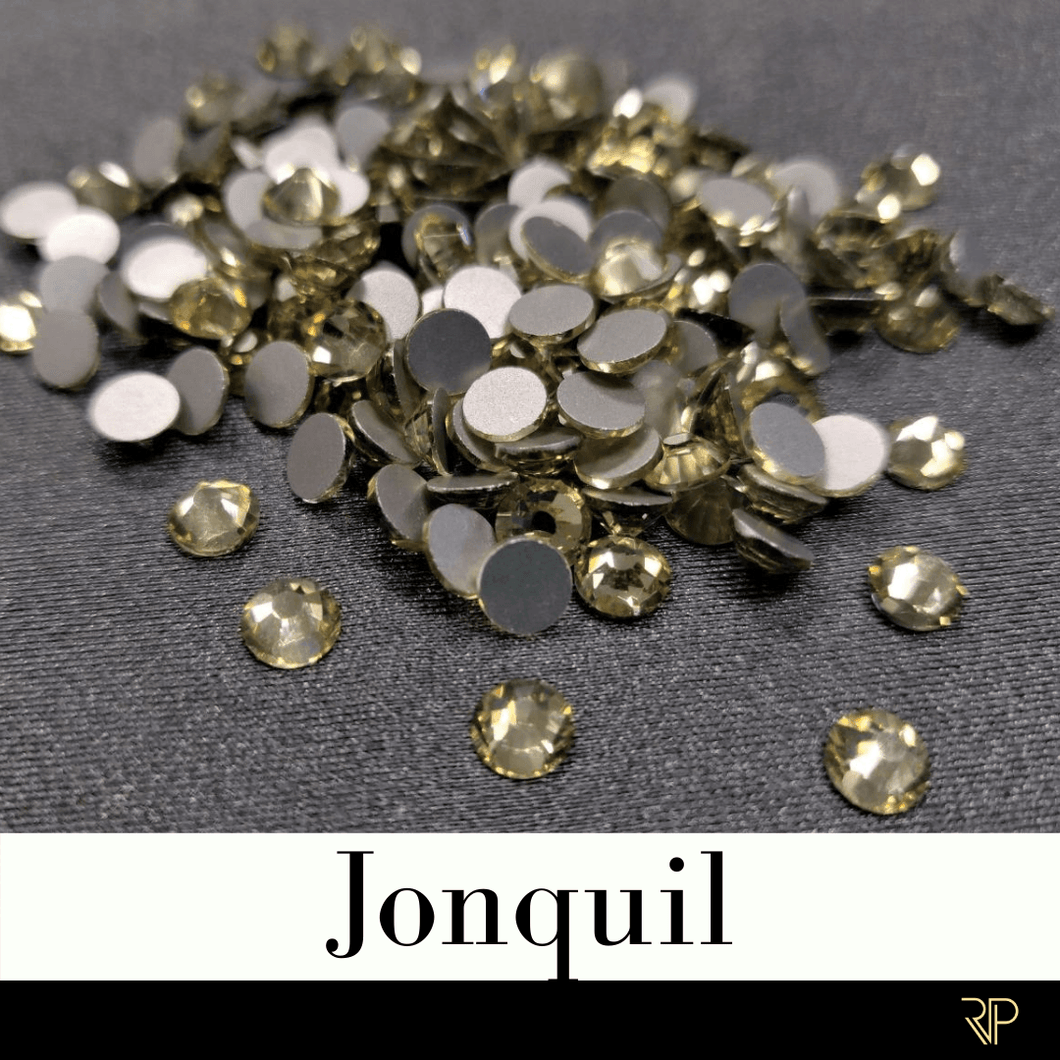 Jonquil Crystal Color Rhinestone (10 Gross Pack)
