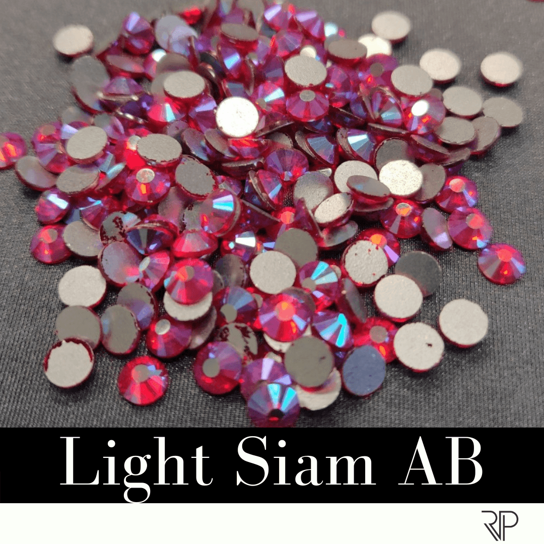 Light Siam AB Crystal Color Rhinestone (10 Gross Pack)