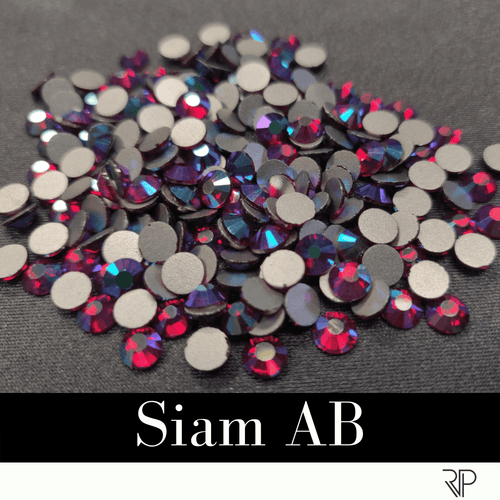Siam AB Crystal Color Rhinestone (10 Gross Pack)