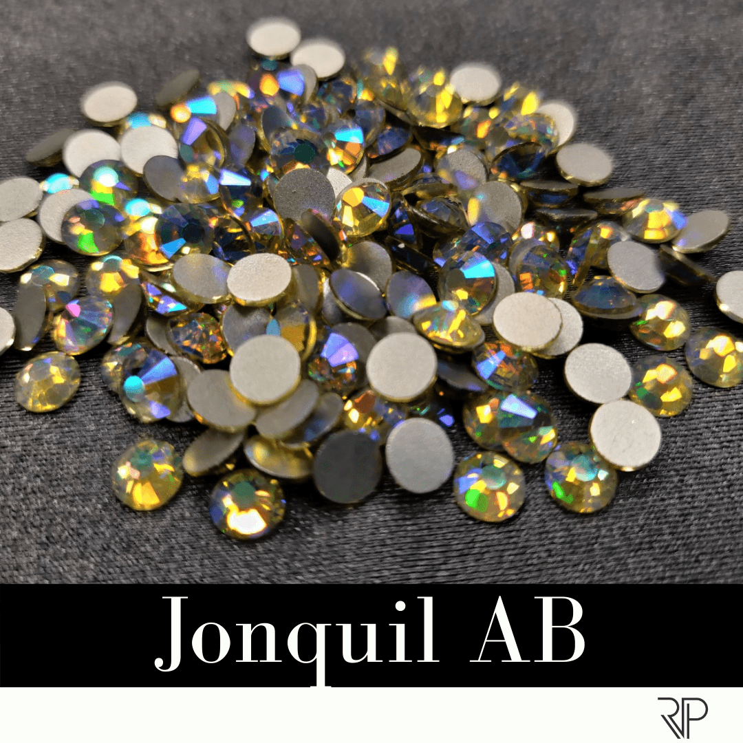 Jonquil AB Crystal Color Rhinestone (10 Gross Pack)