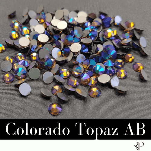 Colorado Topaz AB Crystal Color Rhinestone (10 Gross Pack)