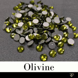 Olivine Crystal Color Rhinestone (10 Gross Pack)