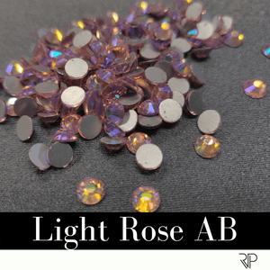 Light Rose AB Crystal Color Rhinestone (10 Gross Pack)