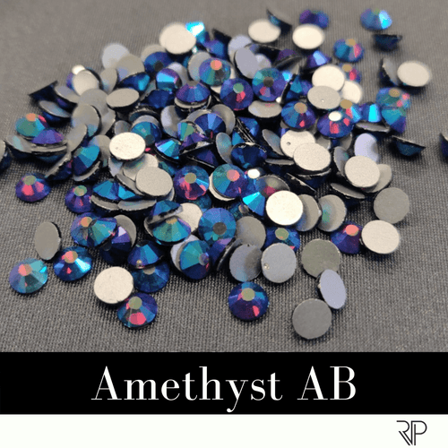 Amethyst AB Crystal Color Rhinestone (10 Gross Pack)