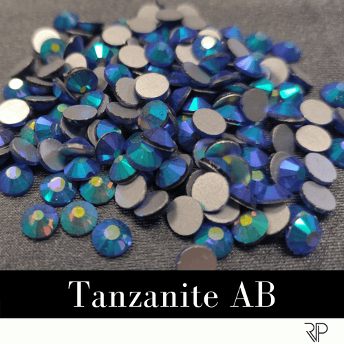 Tanzanite AB Crystal Color Rhinestone (10 Gross Pack)