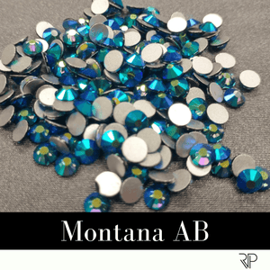 Montana AB Crystal Color Rhinestone (10 Gross Pack)