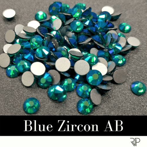 Blue Zircon AB Crystal Color Rhinestone (10 Gross Pack)