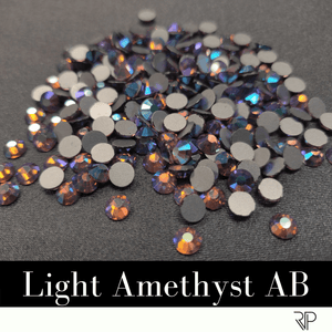 Light Amethyst AB Crystal Color Rhinestone (10 Gross Pack)