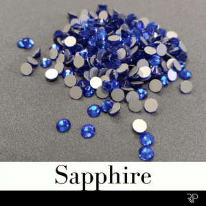 Sapphire Crystal Color Rhinestone (10 Gross Pack)