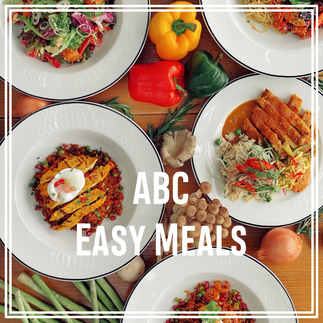 ABC Easy Meals for 4