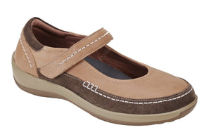 Athens Zapatos Beige Estilo Mary Jane