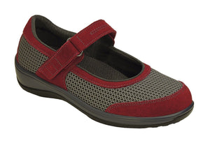 Footwear - Chattanooga - Red
