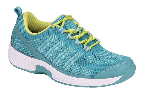 Footwear - Coral - Turquoise