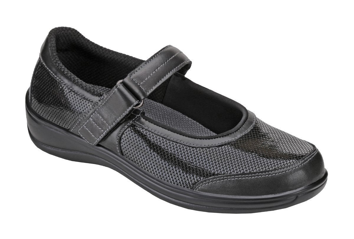 Footwear - Oakridge - Black