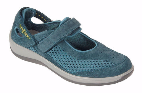 Footwear - Sanibel Mary Jane - Blue