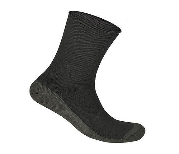 Socks - Casual/Dress Sock - Charcoal