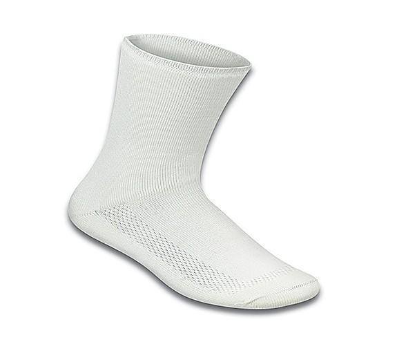 Socks - Extra Roomy Sock - White