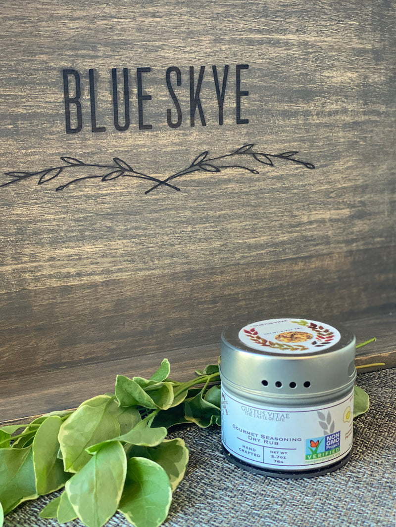 Blue Cheese Sea Salt by Gustus Vitae