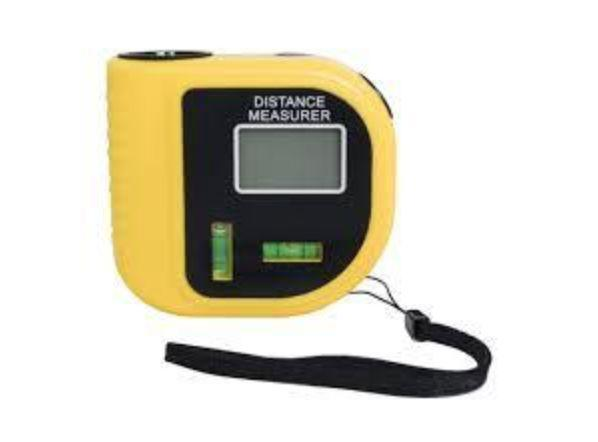 Mini Ultrasonic Digital Tape Measure