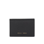 Flip n Snap Wallet - Black
