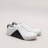 Triangle Low - White/Black