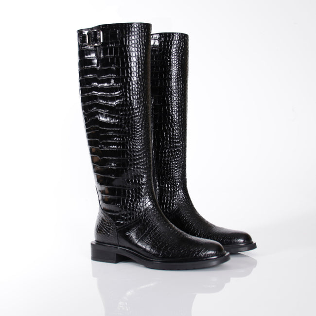 Vernazza - Black Croc