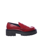 Evanthia - Red Patent