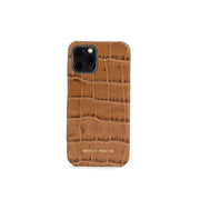 Flex Phone Case Croc - Toffee
