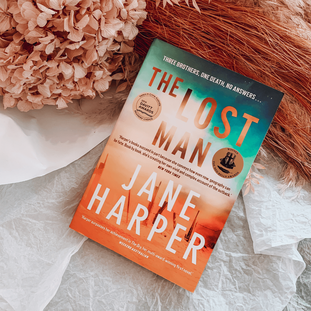 The Lost Man ~ Jane Harper - Actually Boutique