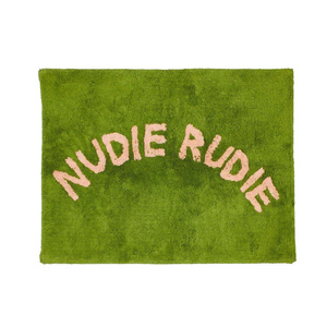 Tula Nudie Bath Mat ~ Pickle ~ Sage + Clare